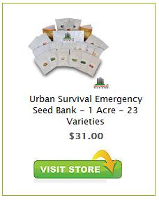 Urban Survival Emergency Seed Bank