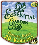 essential garden pack