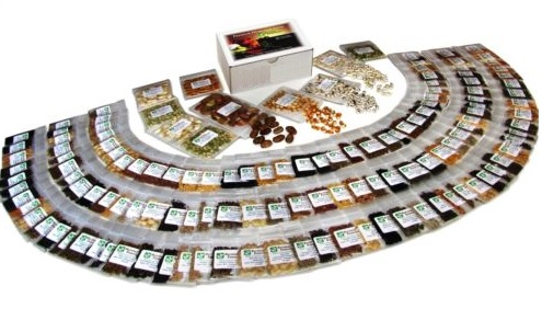 survival seeds and sees bank